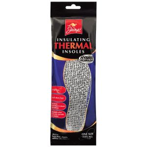 Jump Triple Layer Insulating Thermal Insoles - 1 Pair