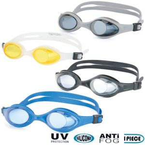 Osprey Wader Adults Anti Fog UV Protective Silicone Swimming Goggles