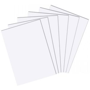 Kids Create A4 White Card - Pack of 15
