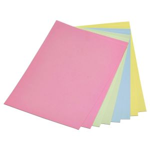 Kids Create A4 Pastel Card - Pack of 10