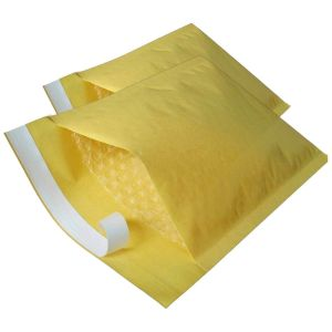 Pukka Post Gold D/1 Padded Bubble Lined Envelopes - 180mm x 265mm