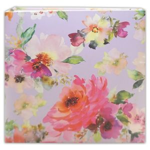 Robert Frederick Lilac Bloom Floral Photo Album