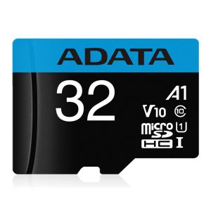 ADATA Premier 32GB microSDHC UHS-I Class 10 Memory Card