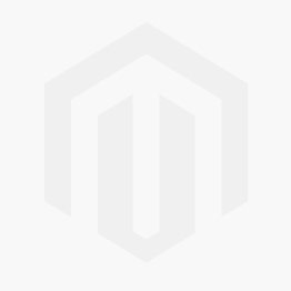 Country Club Macrame Print Large Collapsible Storage Box, Grey