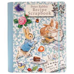 Robert Frederick Peter Rabbit Recipe Scrapbook
