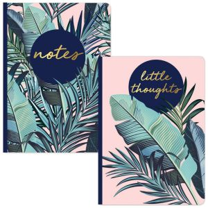Robert Frederick Palm Springs A6 Soft Cover Notebook