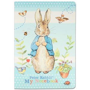 Robert Frederick Peter Rabbit A5 Soft Cover Notebook