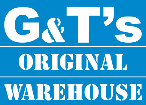 G&T's Original Warehouse - Discount Home Furnishings, Garden, Leisure & Seasonal